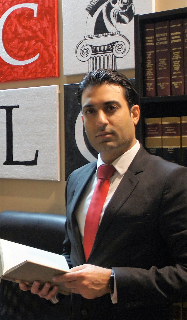 LegalMatch Personal Injury Lawyer Cyrus H.
